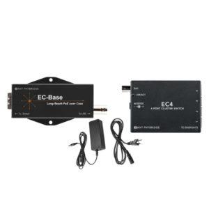 EC4 Extender Kit: 1 EC4, 1 EC-Base, 55VDC, 110W Power Supply – 5 YR...
