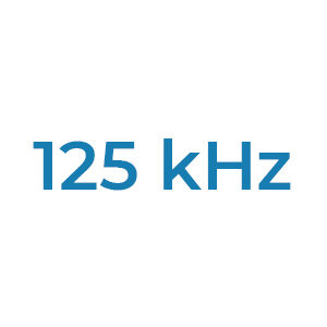 125KHZ