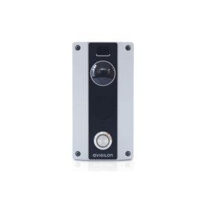 Intercomunicador con video tipo ojo de pez H4VI de 3.0 MP/ WDR / LightCatcher...