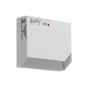 Detector de rotura de cristales digital Acuity con contacto de alarma forma A.