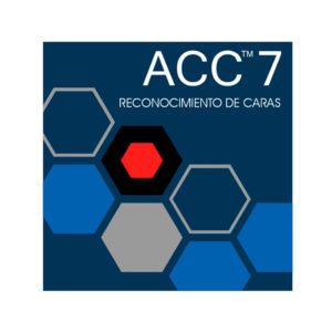 Licencia ACC7 reconocimiento de caras para 10 canales