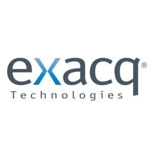 Tarjeta de activación con una licencia de cámara IP exacqVision ENTERPRISE.