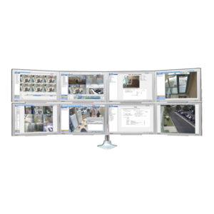 ID de compra virtual de 1 canal IP Enterprise ExacqVision para LATAM
