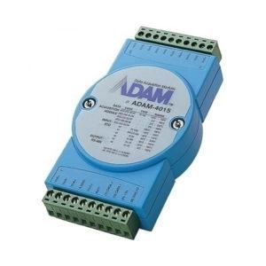 Módulo de relevadores para apertura de barrera ADAM 6060