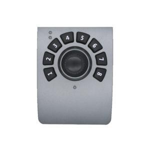 Palanca de control, joystick, para cámaras móviles