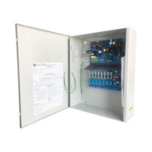 Fuente de poder ALTRONIX de 12/24 Vcd a 6 Amper, con capacidad de respaldo,...
