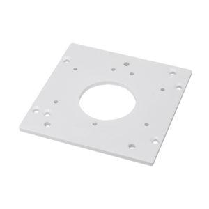 Plato adaptador para caja eléctrica de 4 pulgadas