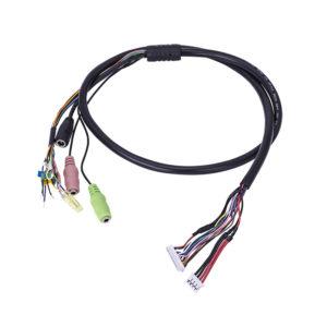 Cable de conexiones combo para PTZ