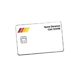 MIFARE® Classic® 1K ISO Card (PVC) 4UID Not Programmed No Logo (was ATT512)