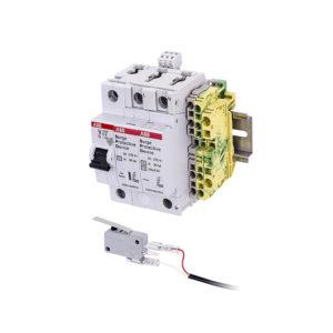 Kit de seguridad en la energía, 100-275VAC, 20-40 KA