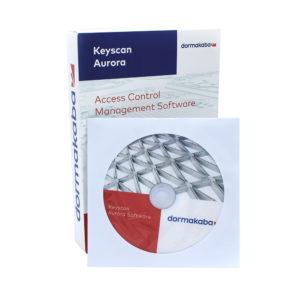Software para sistemas de gestión de control de acceso Aurora de Keyscan