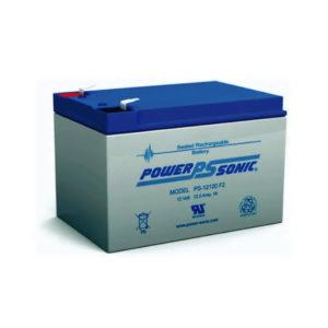 Batería de Respaldo UL de 12V 12AH, Ideal para Sistemas de Detección de Incendio