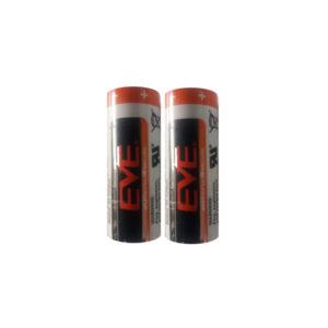 Bateria de Litio 3.0 VCD Recargable para Detector PG9944 y PG9994 Paquete 2 baterias