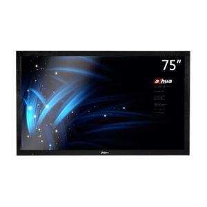 Monitor LCD 4K de 75 pulgadas