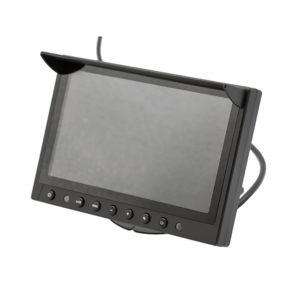 Monitor Vehicular LCD Touch de 7 pulgadas