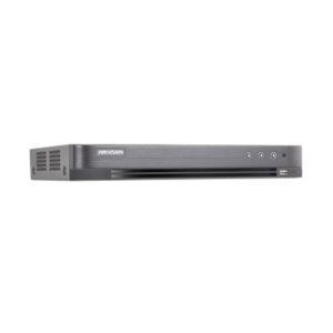 DVR 4 Megapixel Lite / 16 Canales TURBOHD plus 8 Canales IP / 2 Bahías de DD / 1 Canal de Audio / 4K