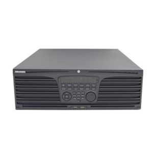 NVR 12 Megapixel, 4K / 32 Canales IP / 16 Bahías de Disco Duro / 2 Tarjetas de Red