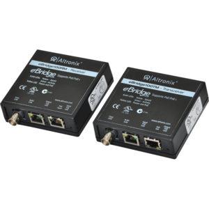 Kit extensor IP PoE BNC por cable UTP cAT 5e hasta 500 metros a...