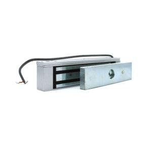 Electroimán de 350lb / 1 Salida de relay / Alimentación 12VDC a 380mA