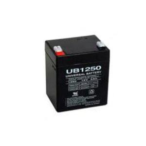 Batería Universal recargable 12VDC 5AMP