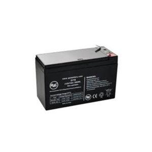 Batería Universal recargale 12VDC 7AMP