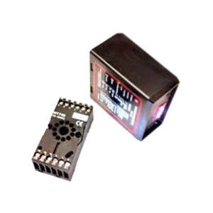 Sensor de masa vehicular marca Ecorp Alimentacion 110V – Negro