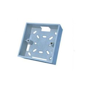 Caja de montura plastica para boton EC-802