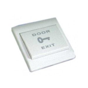 Botón para puerta, NO, Plástico