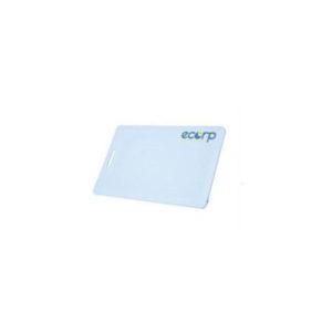 Tarjeta de Proximidad Ecorp 1.8mm EM 125Khz / Material ABS más PVC / Rango 30 – 45 Cms.