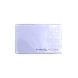 Tarjeta de Proximidad Ecorp delgada / 0.8mm. EM 125Khz / Imprimible