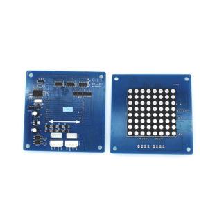 Panel de control para torniquete de solapa v2