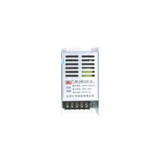 Fuente de poder para tira de LED DC12V/2A