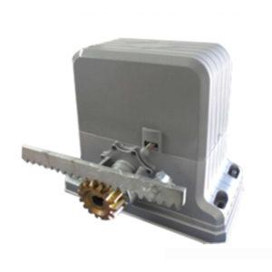 Motor de rodamiento residencial puertas hasta 1800kg a 110 Volts Incluye 2 controles