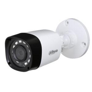 Cámara tipo bala HDCVI 720P / TVI /AHD / CVBS / Lente 2.8 MM /0.05 Lux color / DWDR /Smart IR 20 m