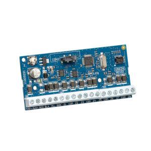 Módulo Expansor de 8 Zonas Cableadas compatible con panel NEO, PRO