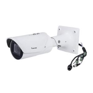 Bullet Camera, 5M 30fps, H.265/H.264/MJPEG, f2.7 ~ 13.5 Motorized Lens, P-iris, D/N, IR 50m,...