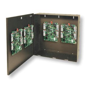 Caja de 4 paneles, se puede montar en bastidor con el kit de montaje...