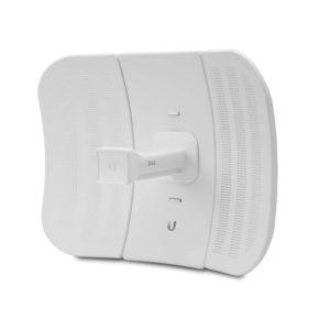 LiteBeam airMAX M5 CPE hasta 100 Mbps, 5 GHz, 5150 a 5875 MHz, con antena integrada de 23 dBi