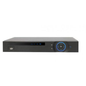 DVR 4 CH Tribrido HD-CVI, Analogico e IP.