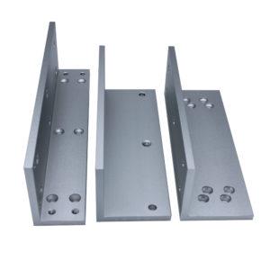 Soporte tipo L and Z para electroimán ESM500