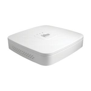 Grabador de video en red Smart 1U 4PoE Lite 4K H.265 de 4 canales