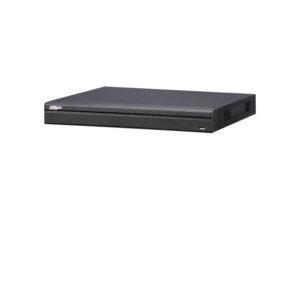 NVR 16 Canales IP / 4K / H265+ / H264 / Rendimiento grabación 200...