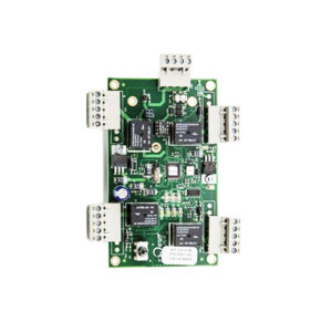 4 Input / 4 Output Auxiliary I/O and Local Door Control Module, No Enclosure