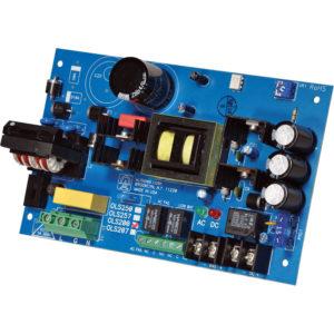 Cargador de fuente de alimentación / salida única / 12VDC a 10A / 115VAC...