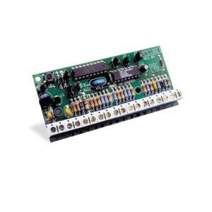 Módulo Expansor de 8 Zonas Cableadas compatible con panel Power Series