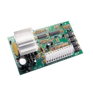 Modulo Fuente con 4 Salidas Programables de Alta Corriente compatible con panel Power Series