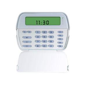 Teclado Cableado de Iconos admite 64 zonas compatible con panel Power Series