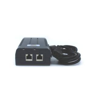 Inyector PoE de un solo puerto Gigabit, 95 W, cable de alimentación NA, para...