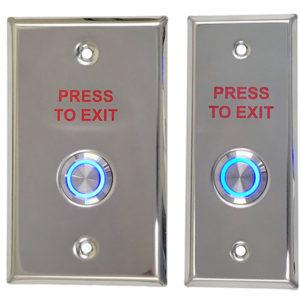 Botón de Salida Iluminado