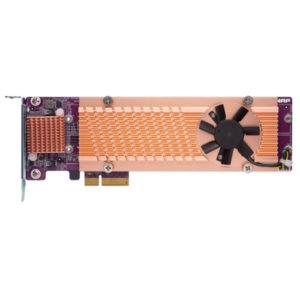 Tarjeta de expansión cuádruple SSD M.2 SATA / Conector 4 ranuras para SSD M.2...